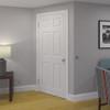 Tudor Rose MDF Skirting Board Room Shot - 150mm x 18mm HDF