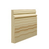 Stuart Pine Skirting Board in 21mm Thickness