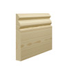 Victorian 1 Pine Skirting Board in 21mm Thickness