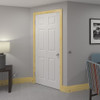 Stepped 3 Pine Architrave Room Shot - 69mm x 21mm