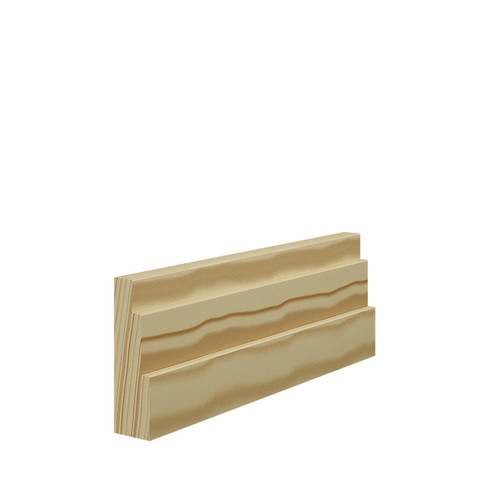 Stepped 3 Pine Architrave