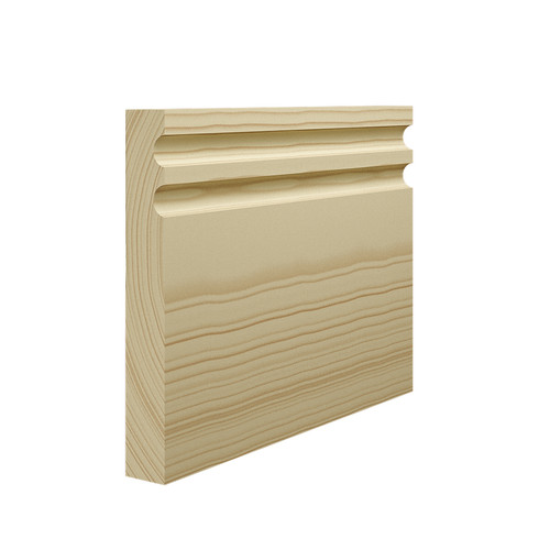 Stylish Pine Skirting Board in 21mm Thickness