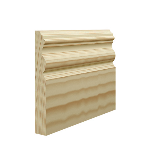 Vienna Pine Skirting Board in 21mm Thickness