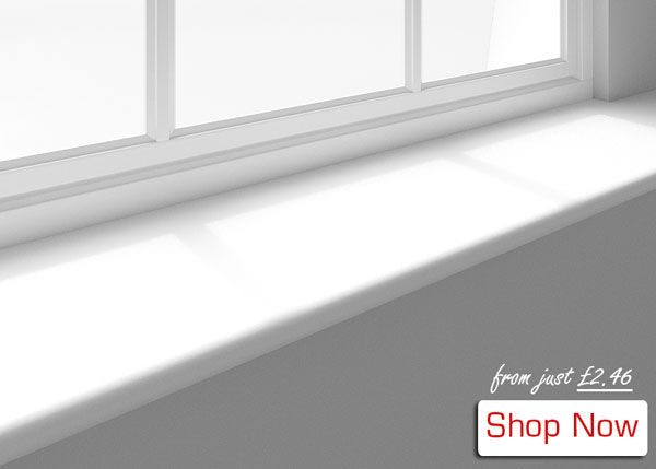 Buy MDF Window Sills Now