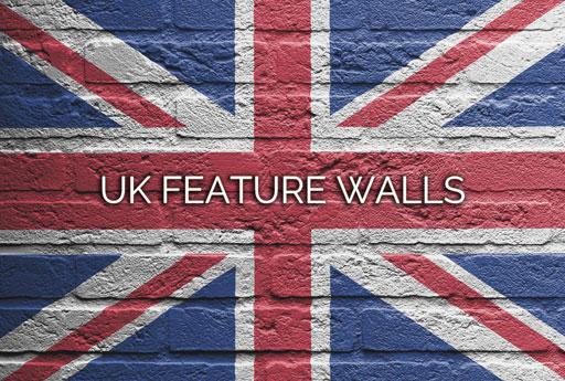 UK Feature Walls - Brick Slips, Brick Veneers, Brick Tiles, Stone Veneers, Split Face Tiles