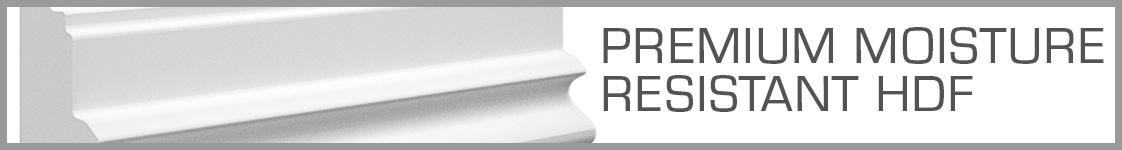 Premium Moisture Resistant HDF