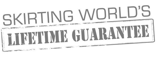 Skirting World's Lifetime Guarantee