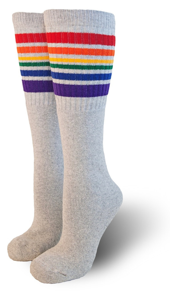 let your love tube socks show all the love and happiness you have for the world.