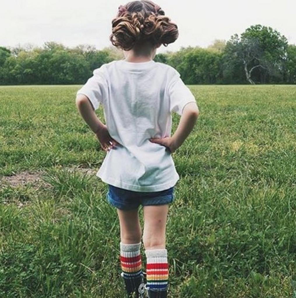 mixing fashion with my happy tube socks