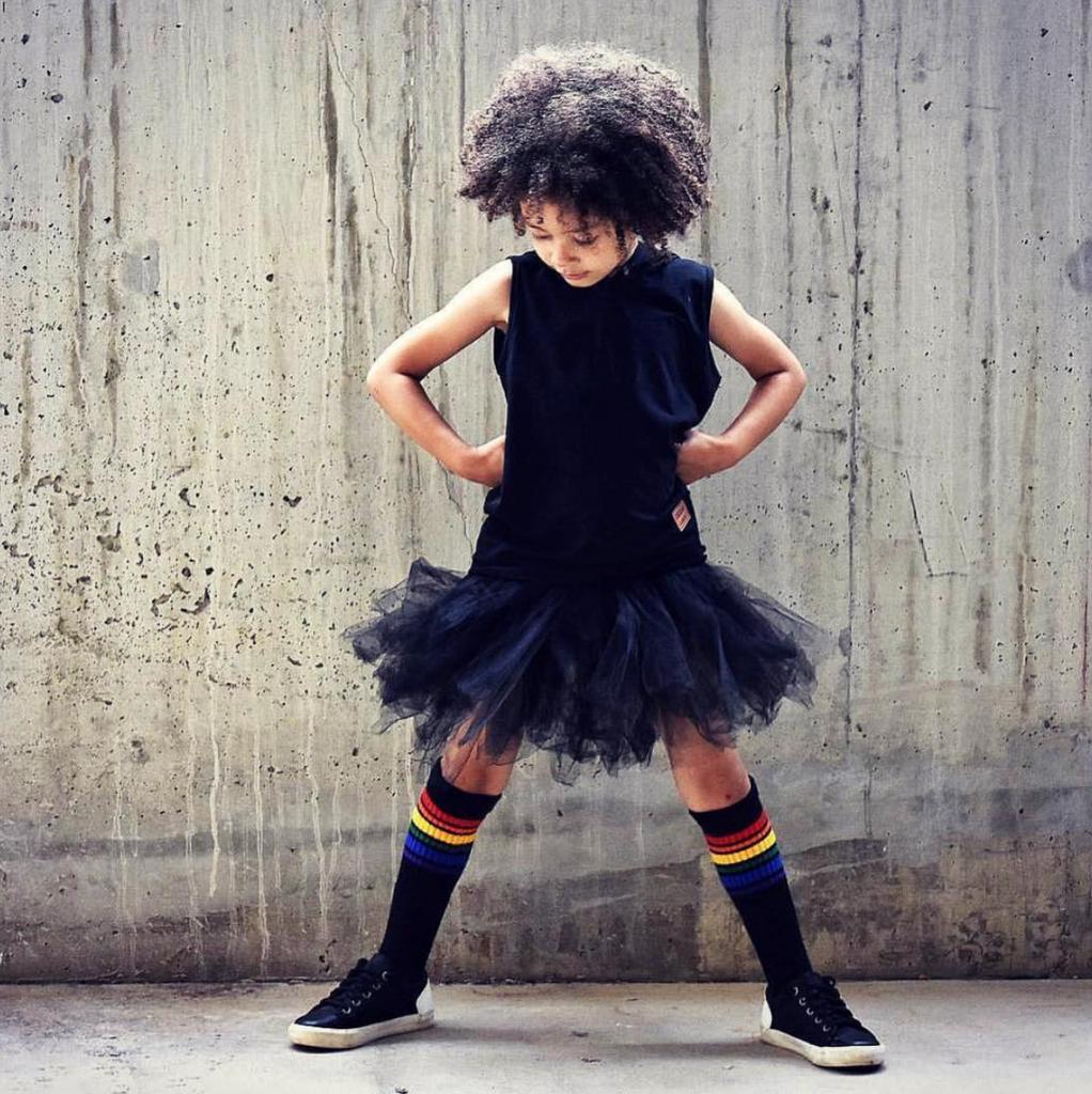 Brave- Kids Tube Socks