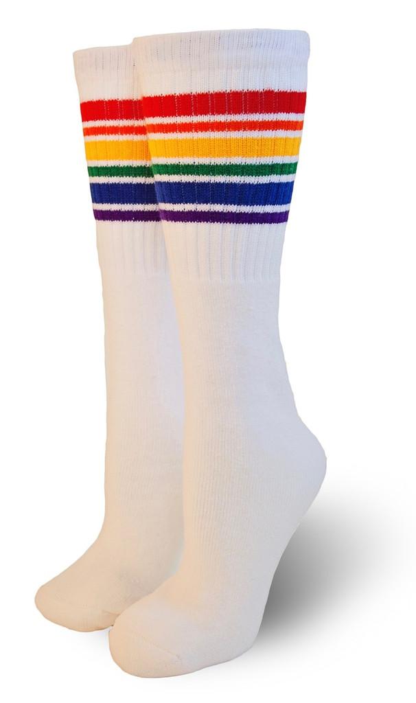 knee high pride  socks
