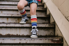 there will always be steps in life to take to the next adventure.  when you let your love socks lead the way, it makes the steps seem easier.