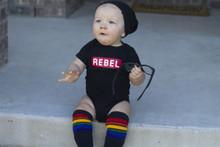 i am a brave rebel at heart.