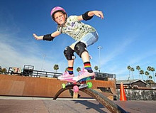 hop on your skate board and take pride in your skills when you have your pride socks on to boost your confidence.