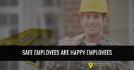 3 Reasons to Care About Workplace Safety