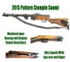 Stemple Takedown Gun (STG) Stemple-Suomi