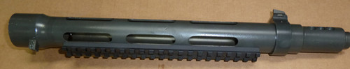 STG Universal Barrel Shroud - M31 Compensated Front (LONG PICATINNY RAIL)