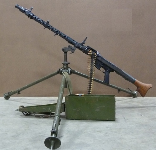 MG34 to MG42 Bipod / AA mount Adapter