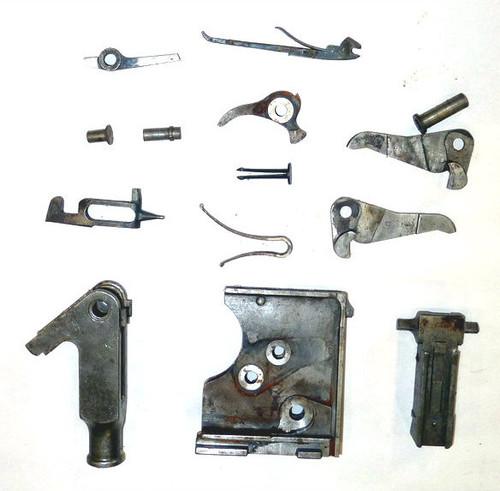 Unassembled Vicker's Lock  - Low Grade