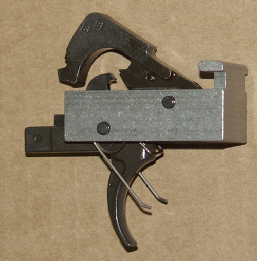 Semi Auto Trigger Adapter with AR Parts