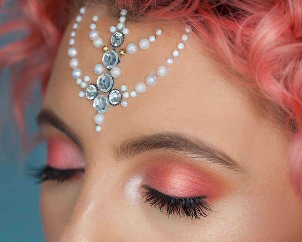 Paradise Pearl, Jewelled Headpiece
