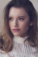 Silver Aurora, Face Gems