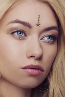 Godess Cluster, Face Jewels