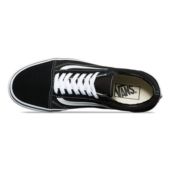 Vans Old Skool Black Kids Shoes