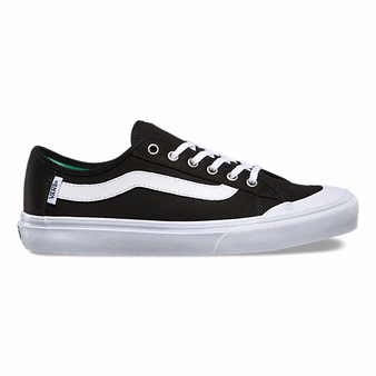 Vans Womens Black Balls SF Black & White Shoes US5 only