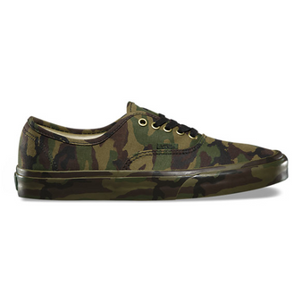 Vans Authentic Mono Camo  Men - Youth Shoes