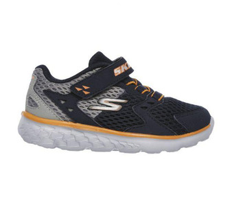 Skechers Go Run 400 Proxo Boys Navy Sneakers US7 only