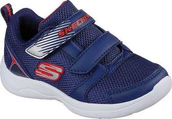 Skechers Skech Stepz Hyper Surge Navy Toddler Sneakers