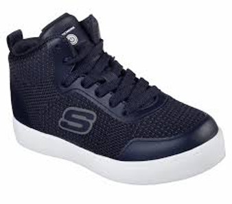 Skechers Energy Lights Black Sneakers