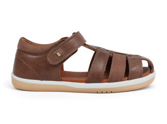 Bobux Kid Plus Roam Brown Sandal