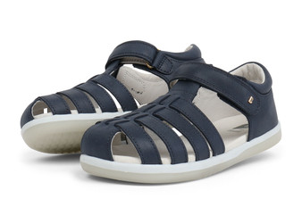 Bobux Kid Plus Jump Navy Sandal