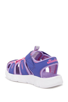 Skechers C-Flex Aqua Step Girls sandals