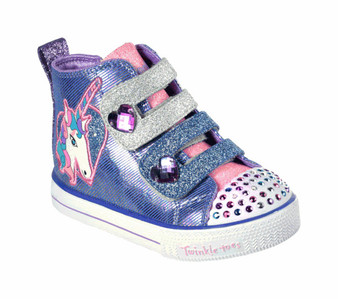 Skechers Twinkle Toes Unicorn Pals toddler Light Ups