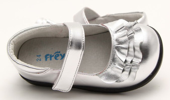 "Freycoo ""Mathilda"" Silver Shoes"