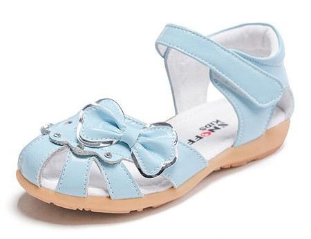 """Snoffy """"Kiara"""" Blue Leather Sandals Aus Size 11, 13 & 1 only"""