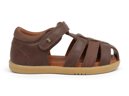 Bobux I Walk Roam Brown Sandal