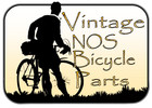 Vintage NOS Bicycle Parts