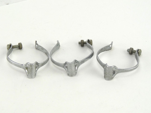 Cyclo Top Tube Brake Cable Guides