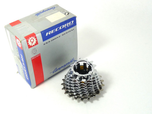 Campagnolo Record 9 Speed Cassette 12-21 EXA Drive Titanium NOS