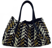 The beautiful fall winter designer tote Michelle is a one-of-a-kind shoulder handbag ideal for every-day use.