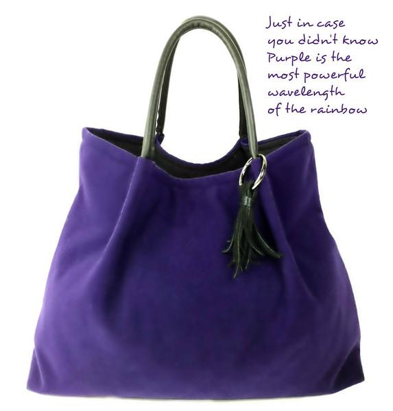 LOLA - Deep Purple Rain Purple is the most powerful wavelength of the rainbow