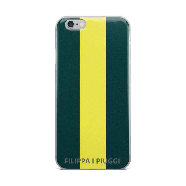 IPhone Case YELLOW & GREEN