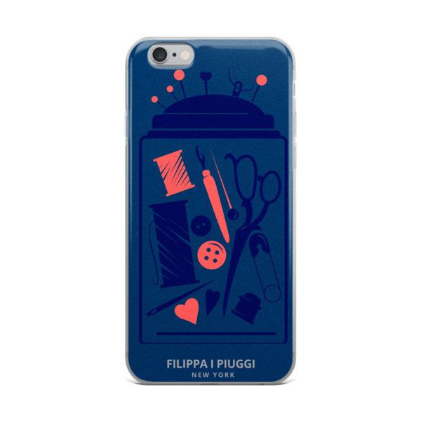 iPhone Case LOVE SEWING