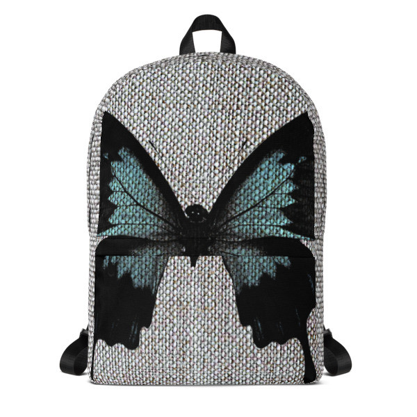 Backpack GRAY TEXTURE