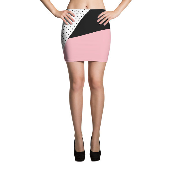 Mini Skirt POLKA DOTS