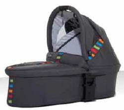 Abc Design Carry Cot - multicolor
